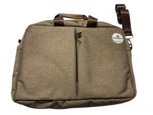 Laptop bag business color peanut