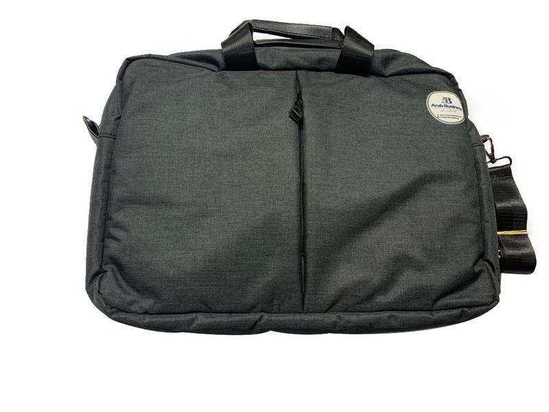 laptop bag business color black
