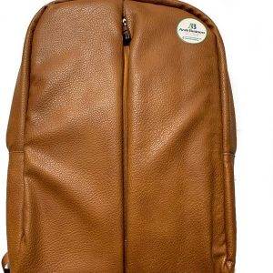 Leather Backpack bag color Havan