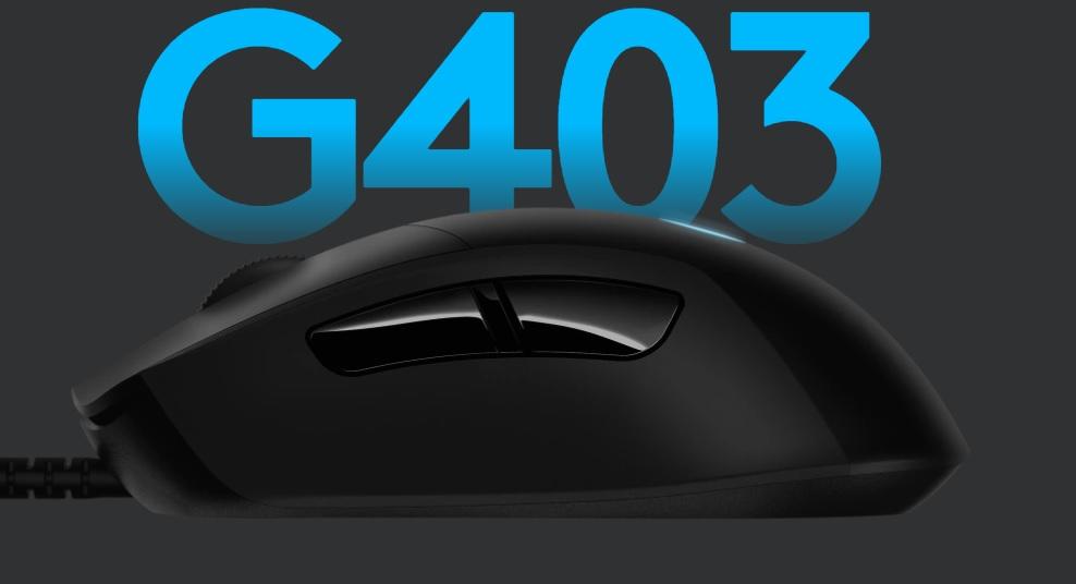 MOUSE LOGITECH G403 HERO
