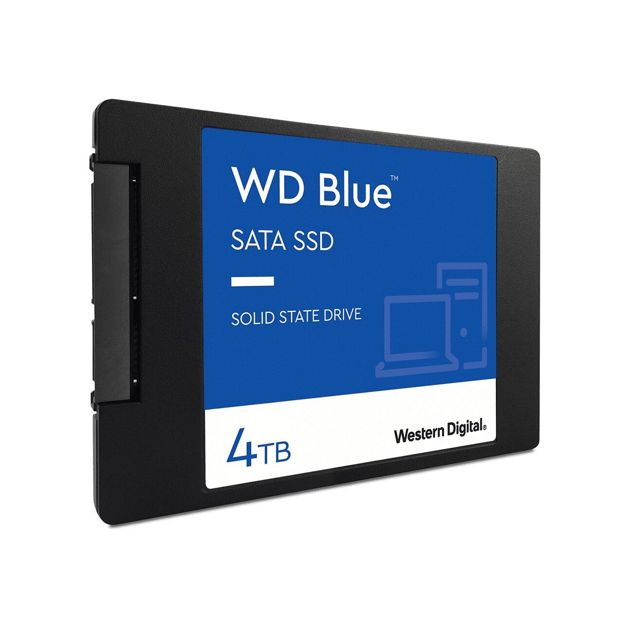 HDD WD BLUE 4TB