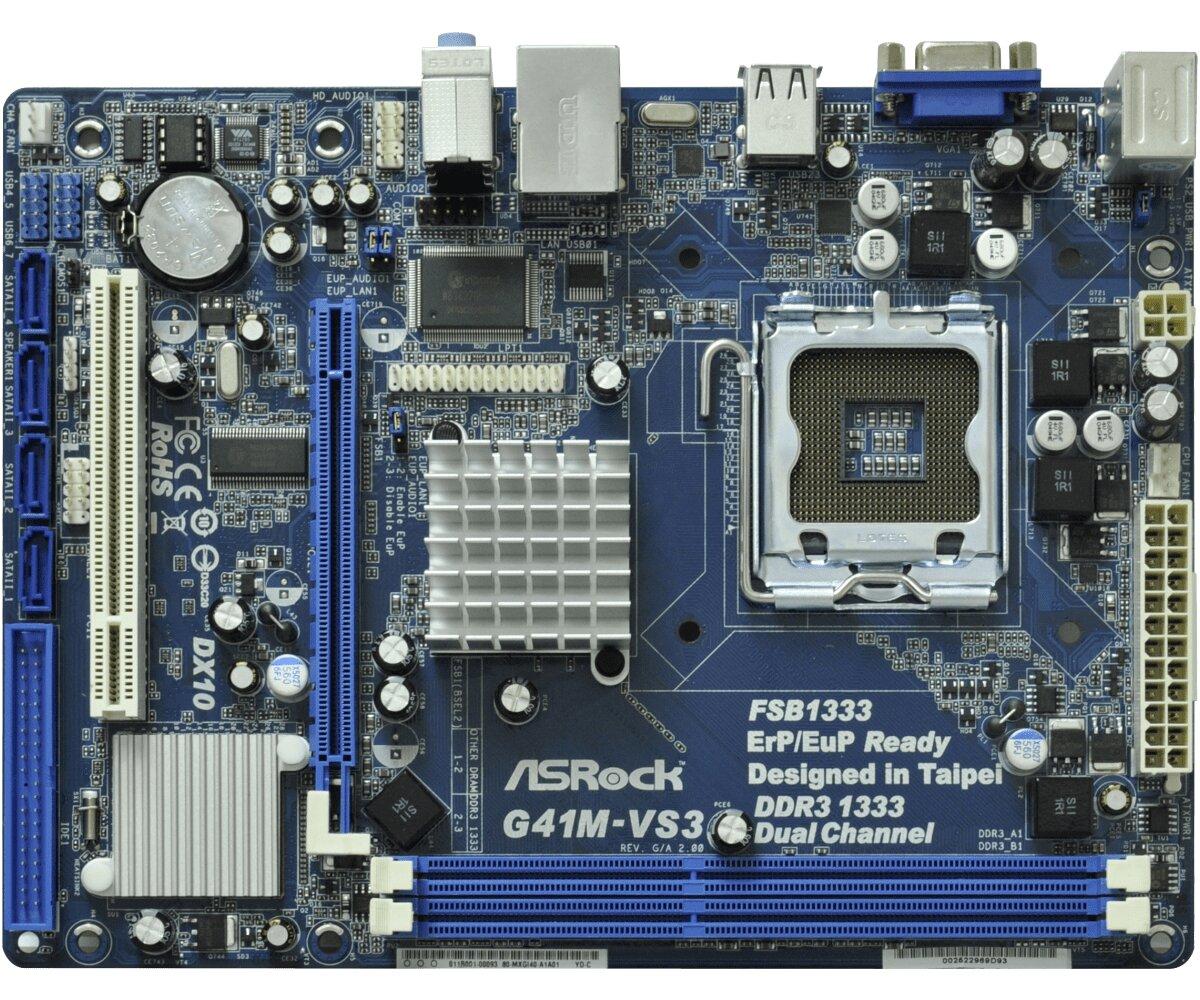 MB ASROCK G41