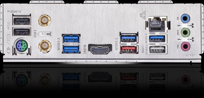 Z490 UD AC Motherboard