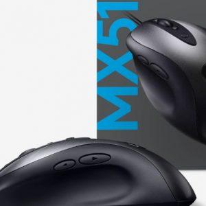 Logitech Mouse MX518