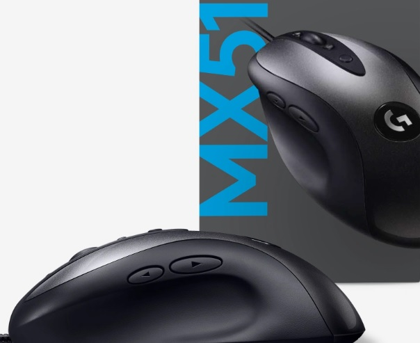Logitech Mouse MX518