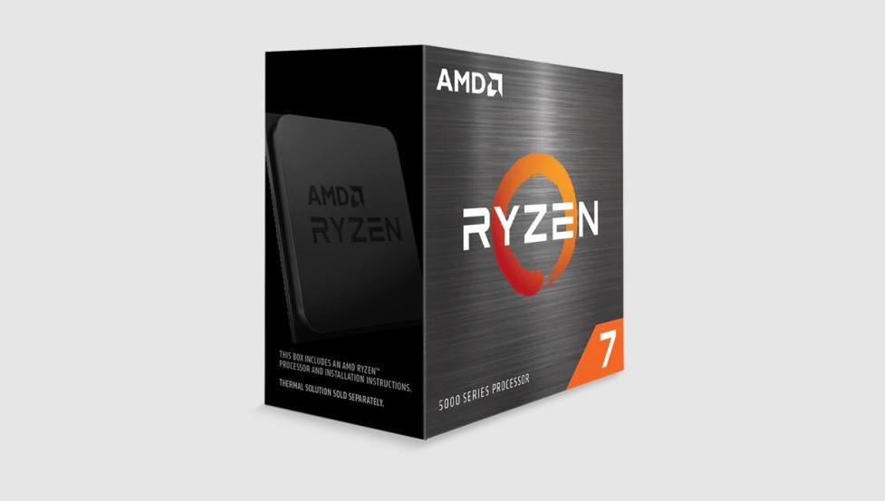 AMD Ryzen7 5800X