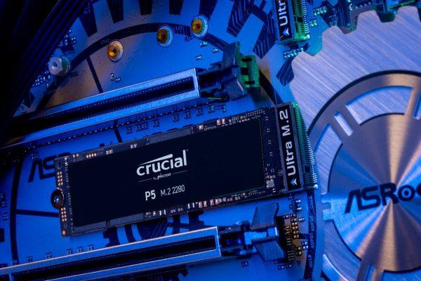 Crucial MX500 GB