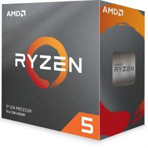 CPU AMD RAYZEN 5 3600G