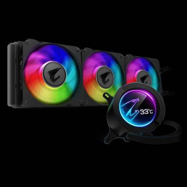 GIGABYTE AORUS CPU LIQUID 360