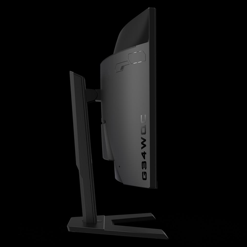 gaming monitors G34WQC