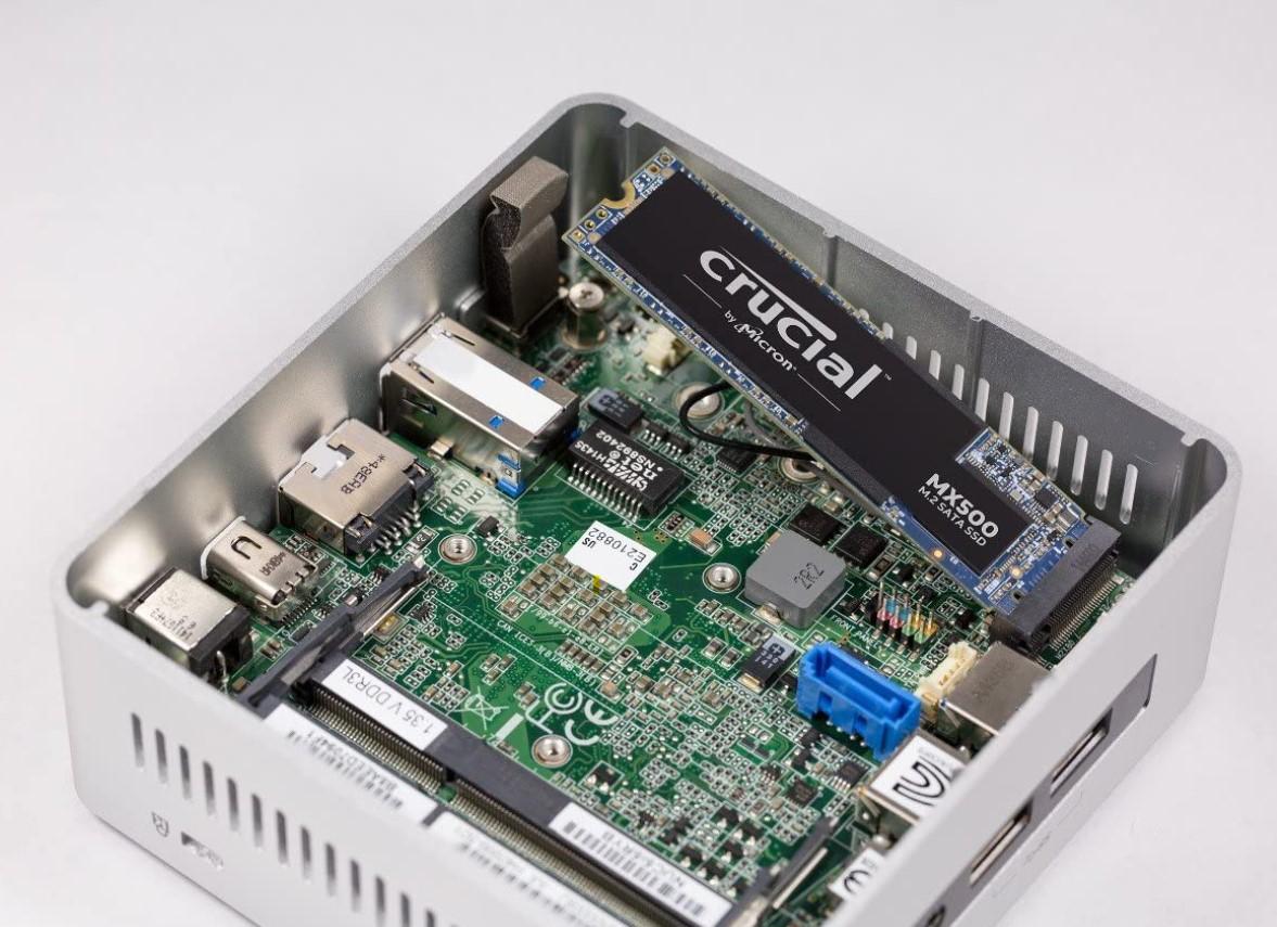 Crucial MX500 1TB 3D