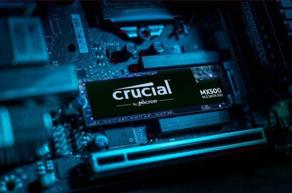 Crucial MX500 500GB 3D