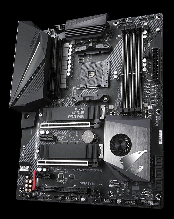GIGABYTE X570 AORUS PRO WIFI AMD