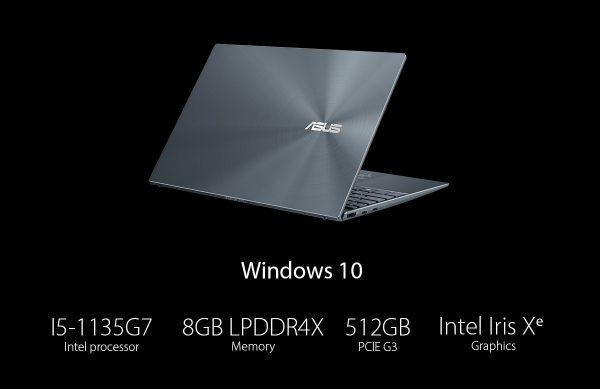 ZenBook 13 UX325EA-KG235T i5