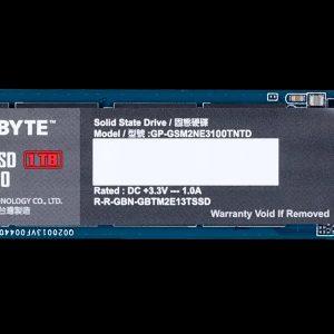 GIGABYTE SSD NVME M2