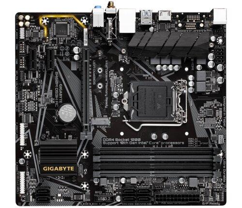 GIGABYTE B460M DS3H AC